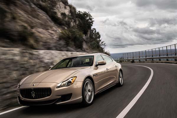 Continental Maserati Quattroporte GTS
