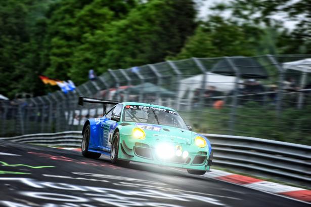 Falken-Porsche