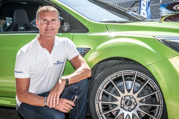 Cooper Tire brand ambassador - David Coulthard