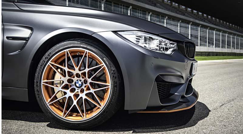 Michelin BMW M4 GTS copy
