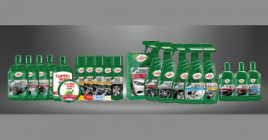 Team PR Reilly launches Turtle Wax Green Line