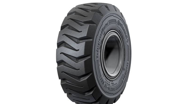 Continental launches four new mining tyres
