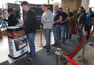 Tyre trade turns out in big numbers to attend Auto Trade EXPO
