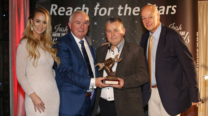 Techplus wins Tyreshop Tools & Equipment Supplier of the Year