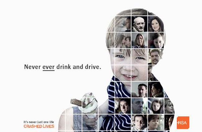New road safety focuses on devastation caused by drink-drivers